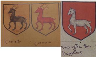 cervello-boixadors heraldica