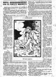 esquella de la torratxa, 17 juny 1898